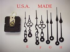 Takane Quartz Clock Movement Mechanism Kit, several large hands to choose from