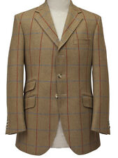 Bladen Supasax Herringbone Tweed British Traditional English Country Town Jacket