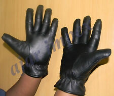 Winter Real 100% Sheep Leather Gloves Warm Winter Wear, Archery Gloves,Driving/