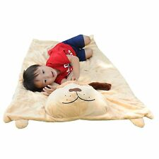 Kids Child  Toddlers Infant Play Mat Nap Pad Rug Family Picnic Preschool Blanket