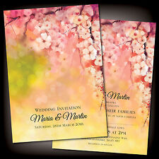 Personalised Wedding Invitations Save the Dates RSVP Guest Info Thank You cards