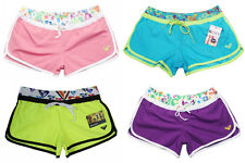 Unique NEW Womens ROXY Swimwear Surf Pants Board Shorts Bermudas Shorts S M L XL