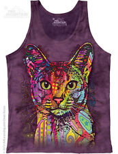 Abyssinian Cat The Mountain Men Size Tank Top