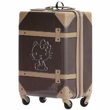 Hello Kitty Suitcase Travel Rolling Luggage Bag Trolley Vintage Style