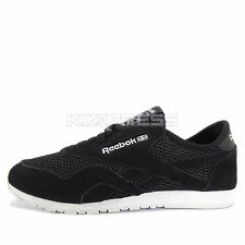 Reebok CL Nylon Slim Mesh [V71883] Classic Running Black/White