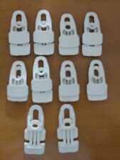 Midi Holdon Pack of 10 In White