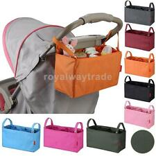 Baby Cart Basket Diaper Bags For Mummy Nappy Bags Organizer Waterproof Bag