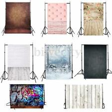 21 Types 3x5FT Vinyl Photography Backdrop Wall Wood Floor Photo Background Prop