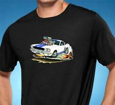 Shelby GT350 Mustang Muscle Car Tshirt NEW FREE SHIPPING