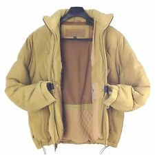 TIMBERLAND COWHIDE NU-BUCK LEATHER BUBBLE, MEN BOMBER JACKET, V432302 L, WHEAT