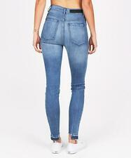 NEW Neuw - Marilyn Step Hem Jean Form Washed Blue | Jeans