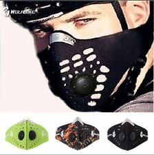 Anti-pollution Cycling Bicycle Motorcycle Mask Mouth Muffle Dust Filter