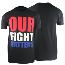 Tapout Our Fight Matters T-Shirt (Black) - mma ufc street