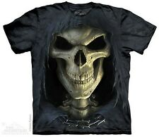 Big Face Death The Mountain Adult Size T-Shirt