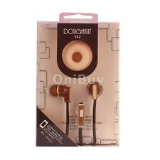 Colorful Universal Cute Flat Wire Donut Earphones for ipod/MP3/MP4