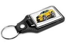 Shelby GT500 Super Snake Mustang Muscle Car-toon Key Chain Ring Fob NEW