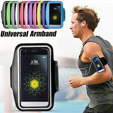 "Universal 5.8"" Armband Adjustable Running Sport Arm Band Case Cover For iphone"