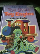ENID BLYTON  hardback book   THE LITTLE TOY ENGINE and other stories