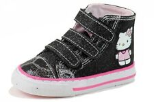 Hello Kitty Toddler Girl's HK Lil Lilith AR2110 Fashion Sneaker Black Shoes
