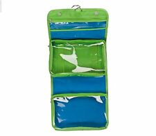 Baggallini Travel Accessories Fold Out Cosmetic Toiletry Bagg FOC656