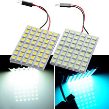Car 5050 48SMD LED Panel Light Map Interior Light Dome Door Trunk Light Lamp 12V