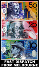 Australian Souvenir Money dollar Notes Note Pad / Shopping List 50 Pages NEW