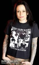 VARUKERS T shirt LED TO THE SLAUGHTER PUNK UK82 STREET