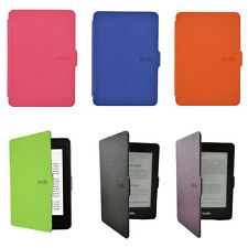 Multi-Colors Fashion PU Leather Case Cover For Amazon Kindle Touch Paperwhite