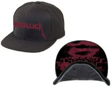 METALLICA - MASTER OF PUPPETS LOGO - OFFICIAL BASEBALL CAP hat