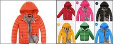 New autumn and winter children boys and girls down jacket down jacket coat-p