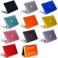Luxury Crystal Clear Hard Plastic Case Cover For Apple Macbook Air/Pro/Rerina