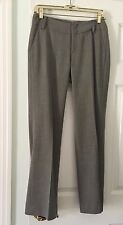 Banana republic Martin Slacks, Taupe/Brown, Size 0 Fully Lined