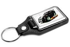 2005-09 Ford Mustang GT Muscle Car-toon Key Chain Ring Fob NEW