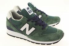New Balance Men 996 Heritage M996CSL - Made In USA green dark green navy M996CSL