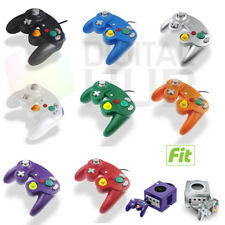 Wired Controller Dual analog Shock Game Pad For Nintendo GameCube NGC GC Wii