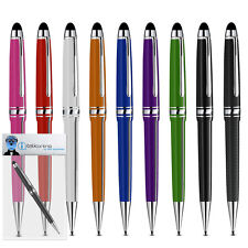 Roller Ball Stylus Pen With Rubber Tip For LG Optimus Pad LTE