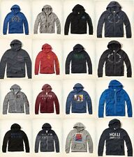 NWT Hollister By Abercrombie & Fitch Men's Hoodie Top Outerwear Sweatshirt