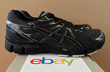 NEW WOMENS ASICS GT-2000 BLACKOUT SIZE 11 silver noosa 1000 stability gt kayano