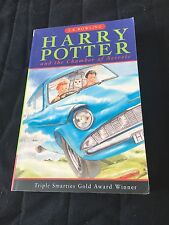 JK ROWLING - HARRY POTTER AND THE CHAMBER OF SECRETS - SIGNED