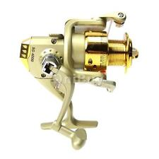 6BB High Power Gear Fishing Reel Spinning Spool Fishing Reel SG4000 3 Color