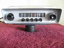 VERY NICE 1953 FORD  DELUXE RADIO 6 VOLT ORIGINAL 53 PLAYS FINE WORKS WELL