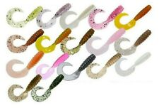 "Zman 2.5"" Grubz - 8 Pack - Z Man Soft Plastics Lures-Elaztech-Choose Your Colour"