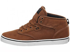Globe - Motley Mid Shoes Toffee/White