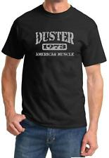1973 Plymouth Duster American Muscle Car Color Design Tshirt NEW Free Ship