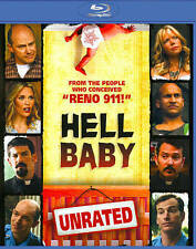 Hell Baby (Blu-ray Disc, 2013)Brand New