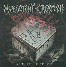 Retrospective by Malevolent Creation CD Jun-2009, Arctic Music Group Death Metal