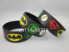 New Justice League Superman Batman Green Lantern The flash wristband