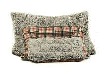 New Large Medium Small Indoor Dog Bed Cat Kennel Puppy Crate Pet Luxury Pillow