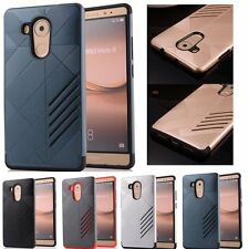 Hybrid Hard Rigid Plastic TPU Rubber Cover Protect Skin Case For Huawei Ascend