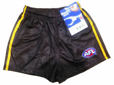 Hawthorn Hawks AFL Football Auskick Youths Replica Team Shorts